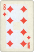 Eight of Diamonds